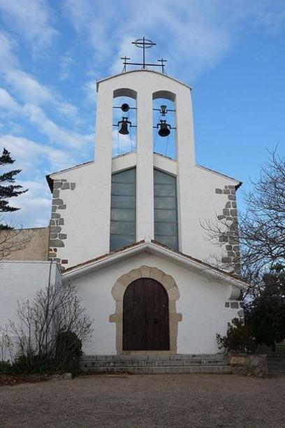 Ermita de Sant Antoni en Maspujols