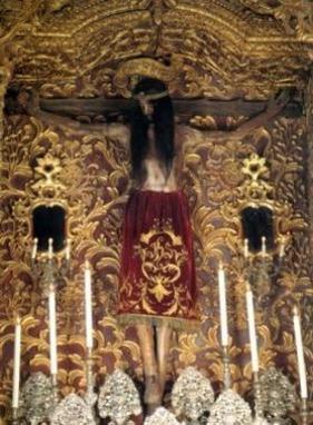 La imagen del Santo Cristo (siglos XIII-XIV)