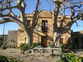 Mas de la Calderera, casa pairal de la familia Gaudi en Riudoms