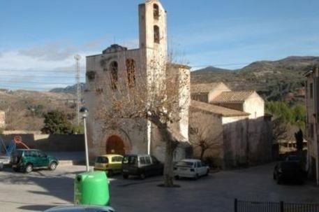 Església de Sant Martí de Vilaverd