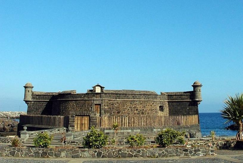 El Castillo de San Juan Bautista