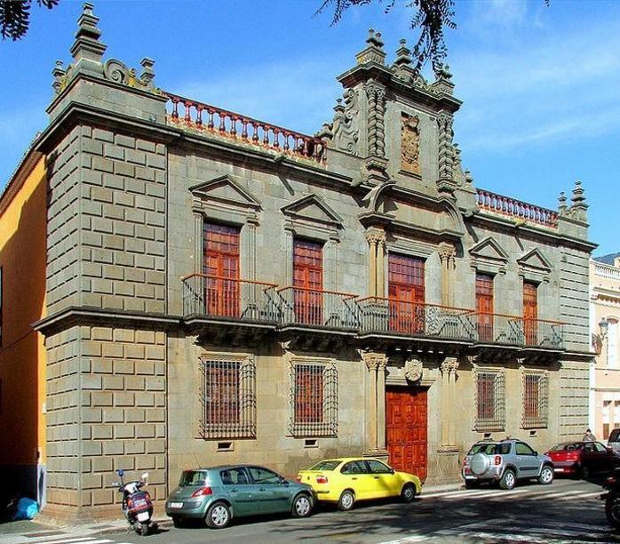 El Palacio de Nava