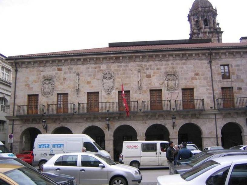 Ayuntamiento de Bergara.