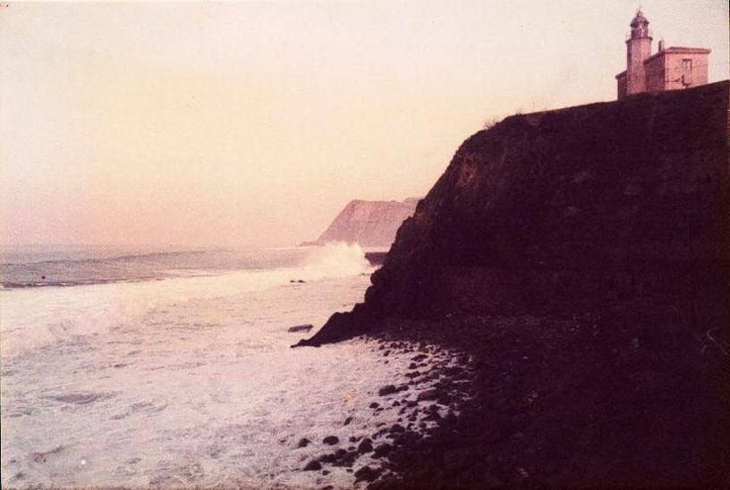 Faro de Zumaya está situada en la costa guipuzcoana