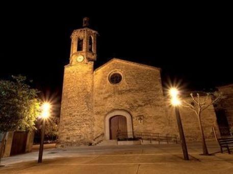 Església Parroquial de Cornellà de Terri