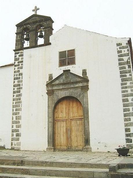 Iglesia de Vilaflor