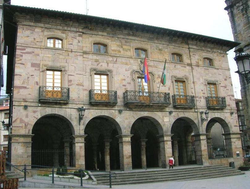 Valmaseda Ayuntamiento