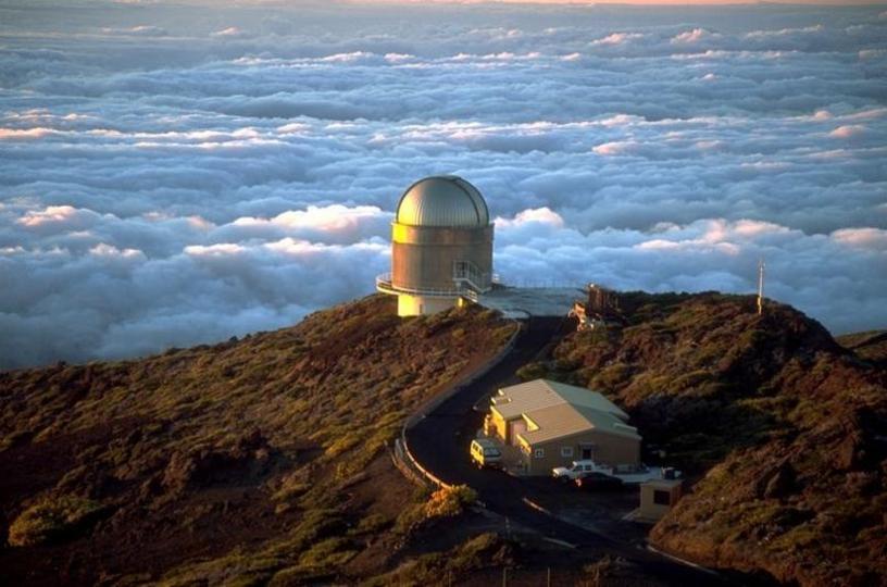 Telescopio Óptico Nórdico La Palma