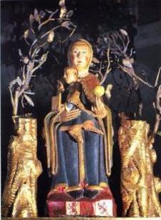 Virgen de Valvanera Patrona de Valvanera y de la Rioja