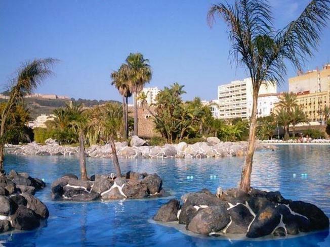 Parque Marítimo del Mediterráneo , Ceuta