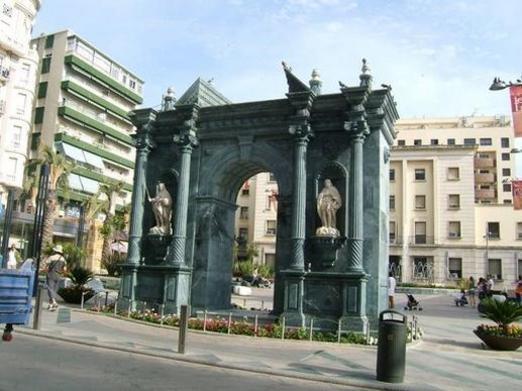 Monumentos arquitectónicos en Ceuta