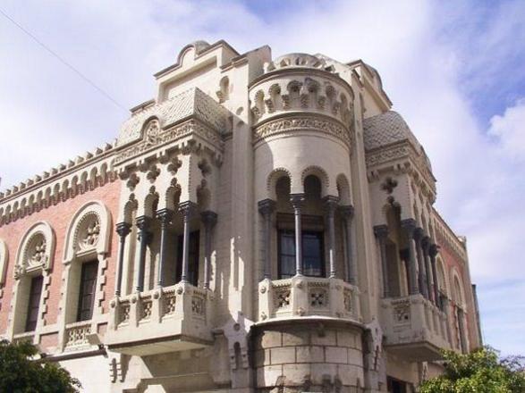 Edificio moruno de Ceuta