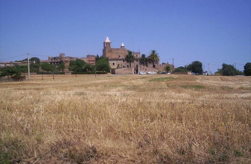 El poble de Madremanya