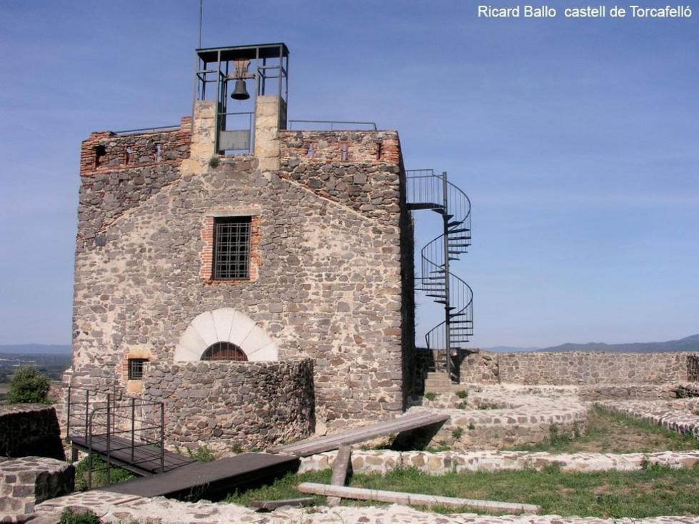 El castell de Torcafelló