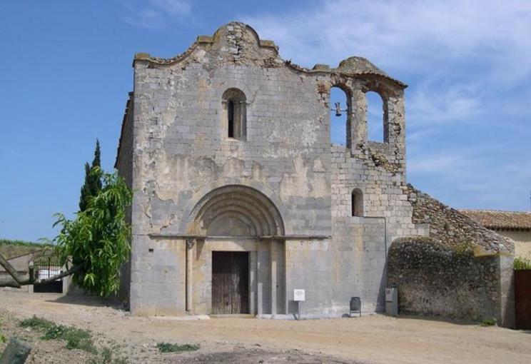 Santa Maria de l'Om, Masarac, Alt Empordà
