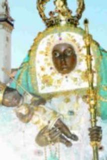 Virgen de la Candelaria. Patrona de Canarias