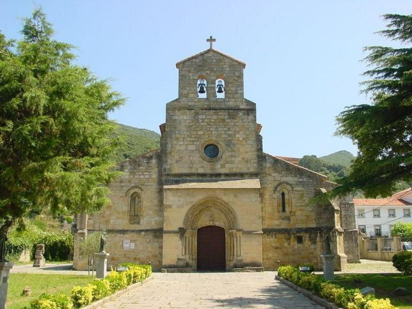 Church of Santa Maria of the Port, Santoña, Region of Trasmiera, Cantabria