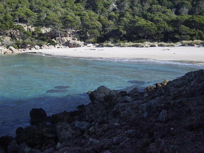 Playa des Bots, Menorca, Islas Baleares