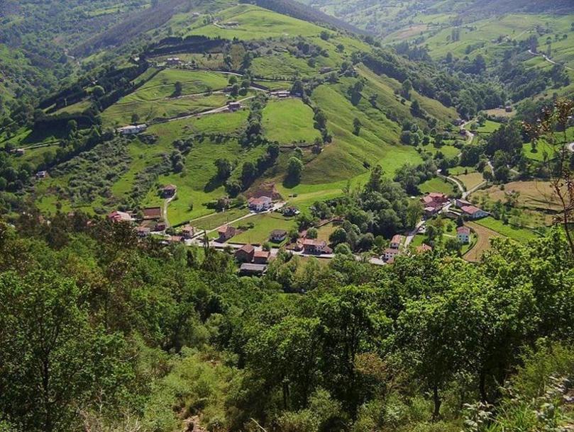 Municipio Castañeda, Comarca de los Valles Pasiegos