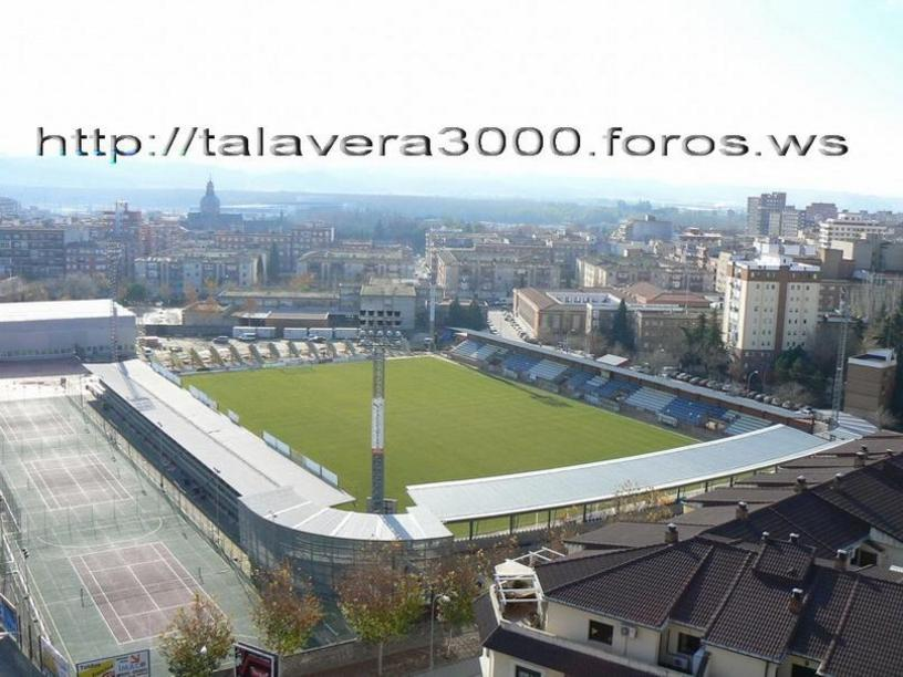 Campo de Futbol del Talavera CF