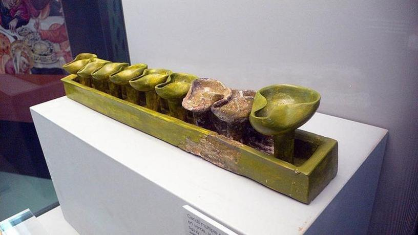 Museo arqueleógico de Lorca , Murcia