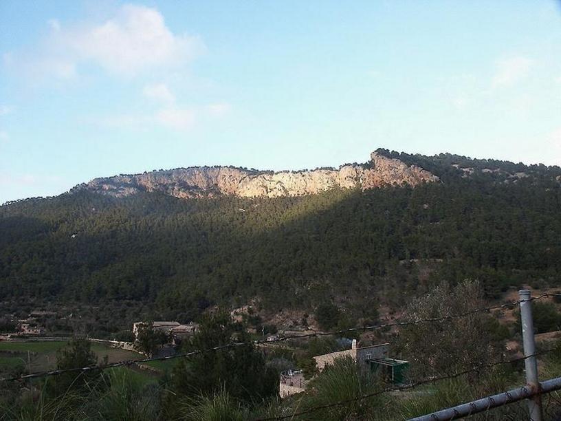 Mola de Son Pacs. Valldemossa. Mallorca.