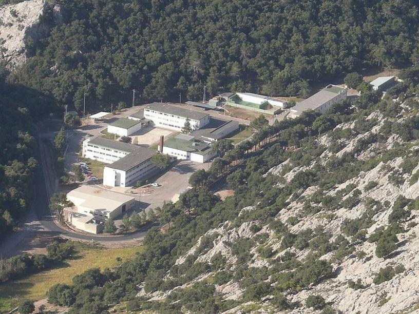 Base militar del Puig Mayor, Malorca, islas Baleares