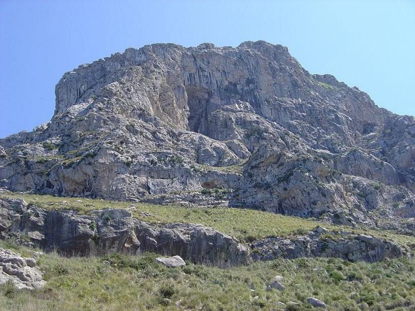 Puig Roig, Escorca, Mallorca, islas Baleares