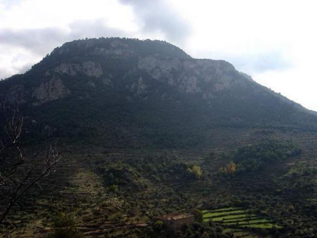 Puig Sa Bassa, Fornalutx, Mallorca, islas Baleares