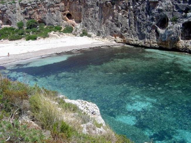 Playa de Cala Magraner, Manacor, Mallorca, islas Baleares