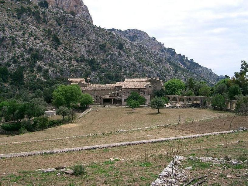 Casas de Valldemosa, Mallorca, islas Baleares