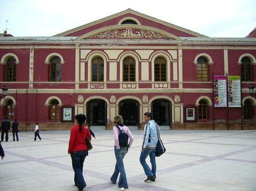 Teatro Guerra, Murcia