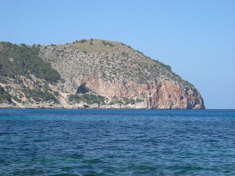 Cap Vermell, Mallorca, islas Baleares