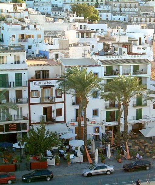 Cafeterías de Ibiza, Islas Baleares