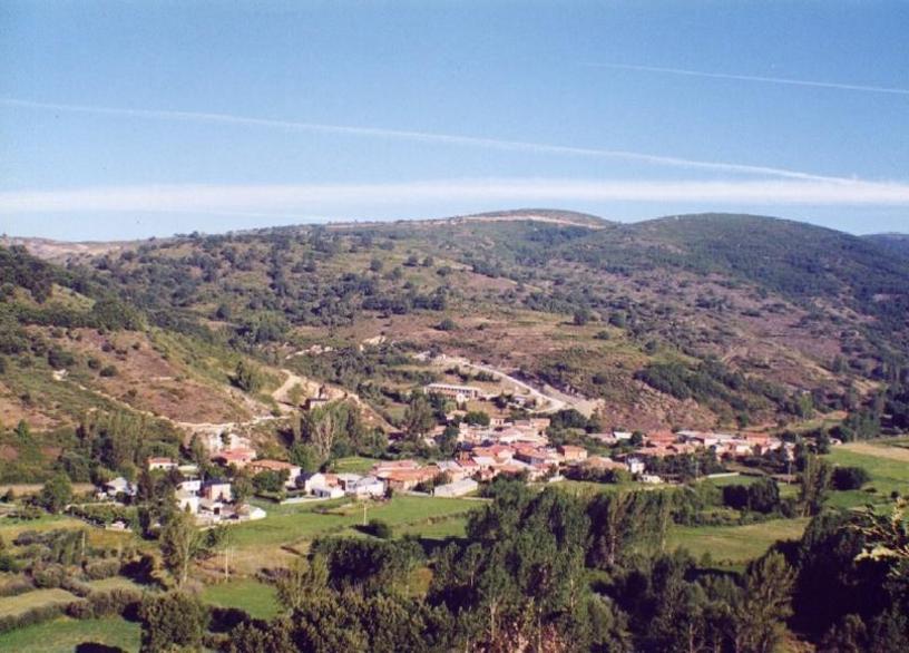 Panoramica de Viñayo
