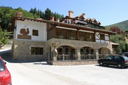 La casona de cosgaya, Camaleño, Cantabria