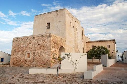 Iglesia de Sant Francesc, Formentera, Mallorca, islas Baleares