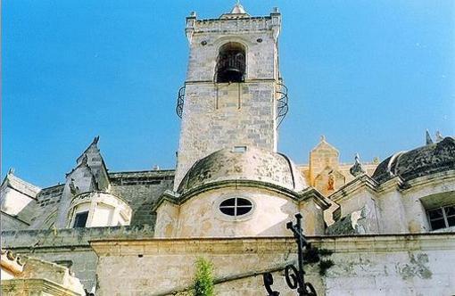 Campanario de Ciutadella, Menorca, islas Baleares