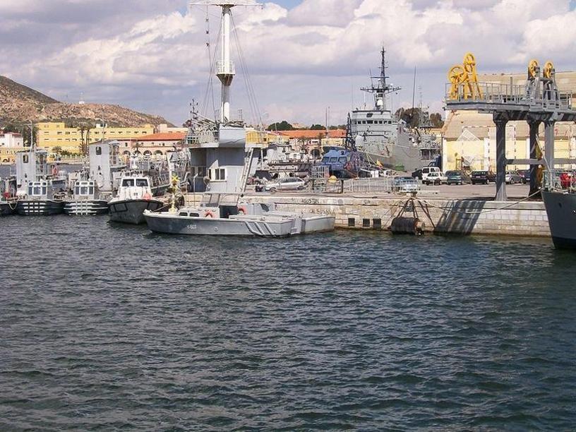 Arsenal Militar de Cartagena (España)