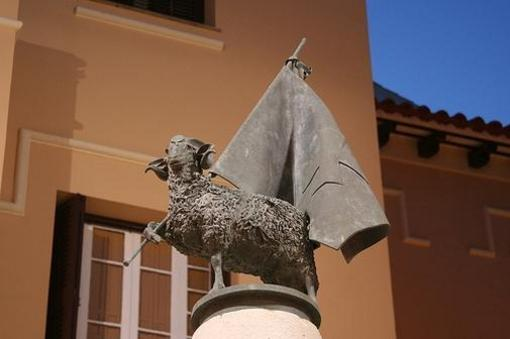 Monumentos de la Ciudadela de Menorca, islas Baleares