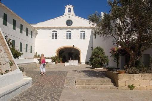 Santuario Monte Toro, Es Mercadal, Menorca, islas Baleares