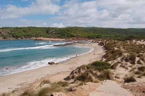S'Algar,  Sant Llluis, Menorca, islas Baleares