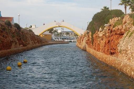 Cala Bosh, Menorca, islas Baleares