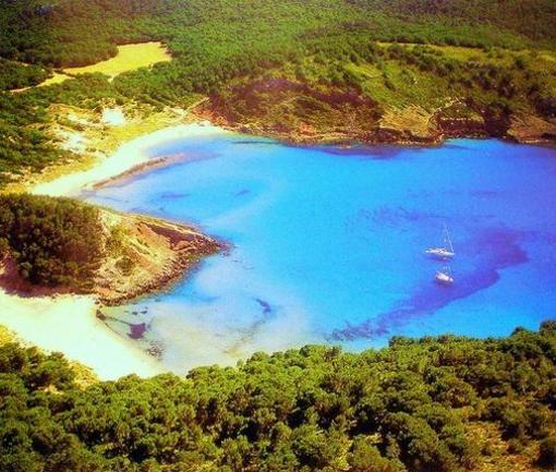 Cala Fontanelles, Menorca, islas Baleares