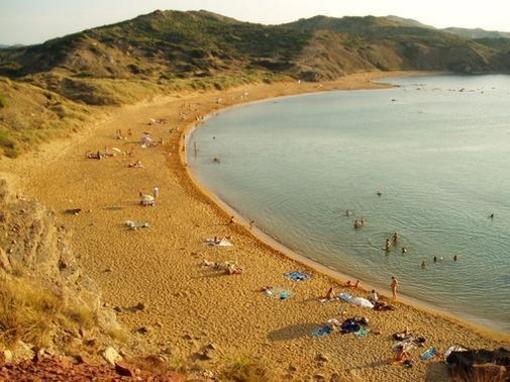 Palaya de Cavalleria, Menorca, islas Baleares