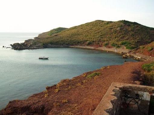 Cala Cavalleria,  menorca, islas Baleares