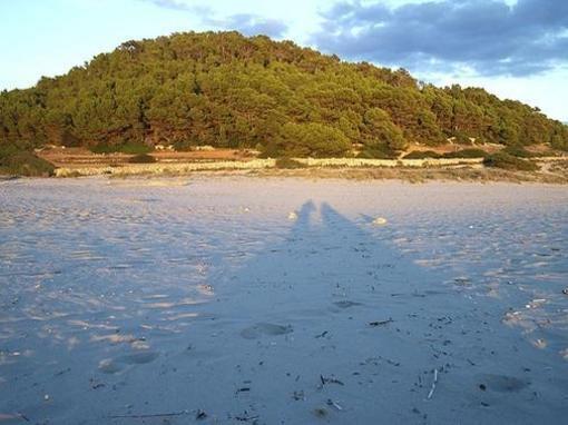 Playa de Binigaus,  menorca, islas Baleares