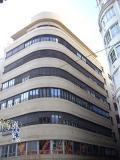 Building The Adriática in Alicante