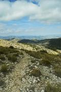 Escalada en la Sierra Espuña