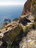 Entorno natural del Parque Natural Serra Gelada